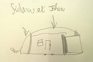objetarium dessin d`enfant